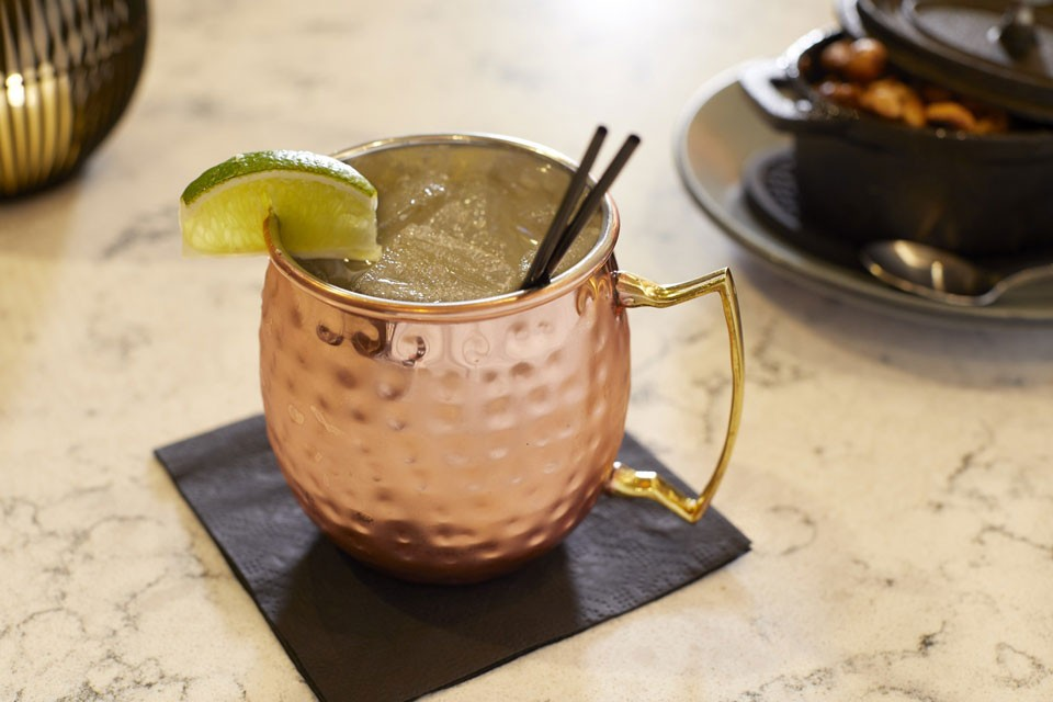 Archer's Kitchen + Bar Moscow Mule